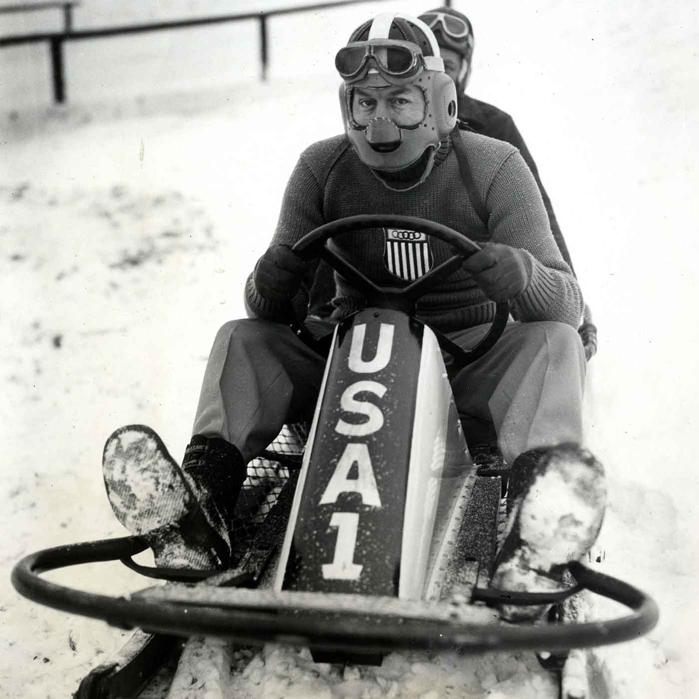 1932 Olympic Winter Games - Bobsleigh - 2 Man