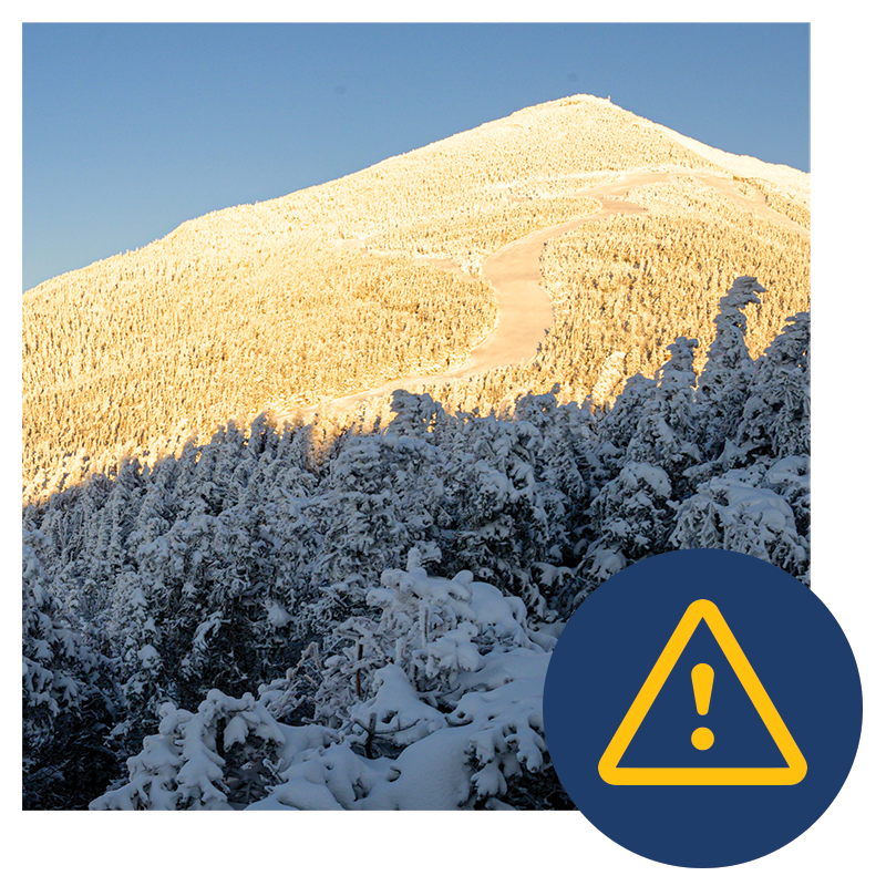 Whiteface Mountain Alerts