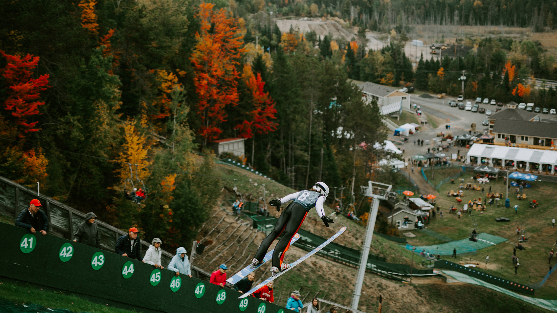 Ski Jumping at the Olympic Jumping Complex