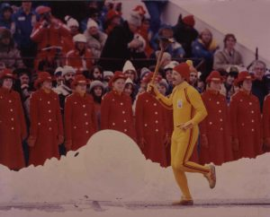 1980 Winter Olympic Torch Relay