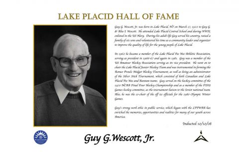 Guy G. Wescott, Jr.