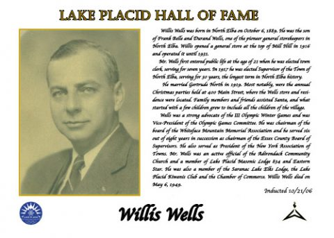 Willis Wells