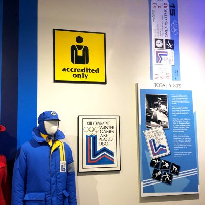 New Exhibit at the Lake Placid Olympic Museum