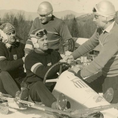 1949 Bobsled World Championships