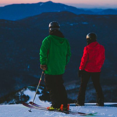 Skiing & Riding at Whiteface Mountain
